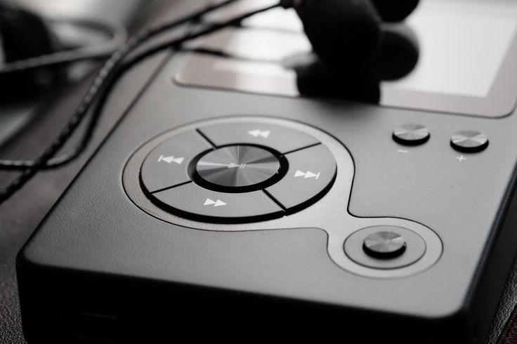Hidizs AP100 - High Fidelity Digital Audio Player
