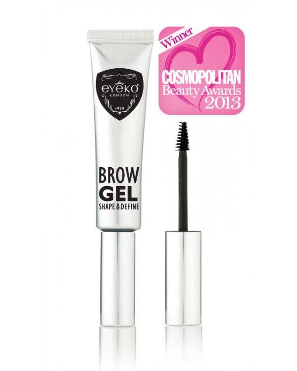 Eyeko Brow Gel, Eyeko.com #makeup #weddings