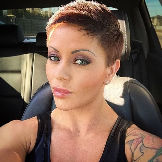very short shaved pixie haircuts 121 best images about haircut sexy and very short on