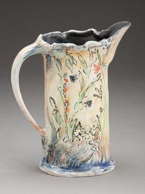 Laurie Shaman - Ceramic Artist