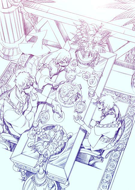 サンデーまんが家BACKSTAGE|大高 忍 Vol.104