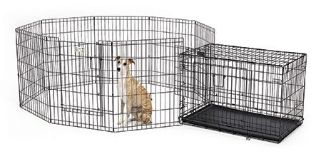 XXL Midwest Dog Crates | 54 inch Crate | Giant Dog Crates for your Great Dane!