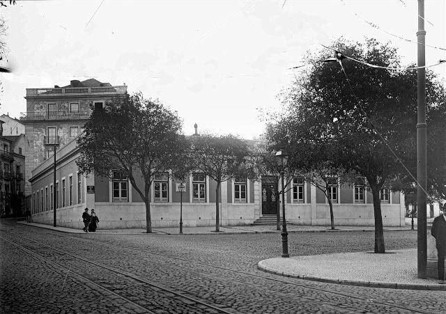 Lisboa de Antigamente: Escola Municipal n.º 1, a escola mais antiga de Lisboa