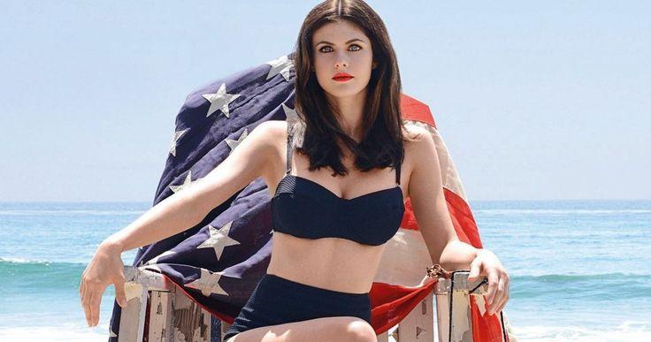 'Baywatch' Movie Reunites Alexandra Daddario & Dwayne Johnson -- Alexandra Daddario will reunite with her 'San Andreas' co-star Dwayne Johnson on 'Baywatch', portraying the character Summer. -- http://movieweb.com/baywatch-movie-cast-alexandra-daddario-summer/