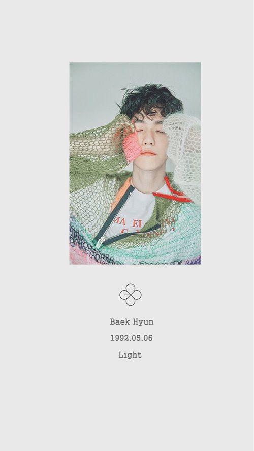 Lucky One 변백현 / Byun BaekHyun EXO | Chanyeol | Chen | D.O | Kai | Sehun | Lay | Suho | Xiumin | Luhan | Kris | Tao