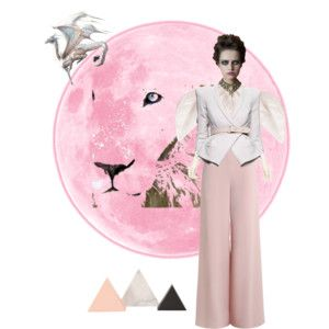 Daughter of the pink Moon