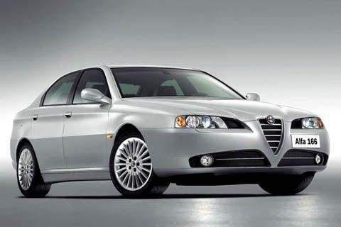 Отзывы об Alfa Romeo 166 (Альфа Ромео 166)
