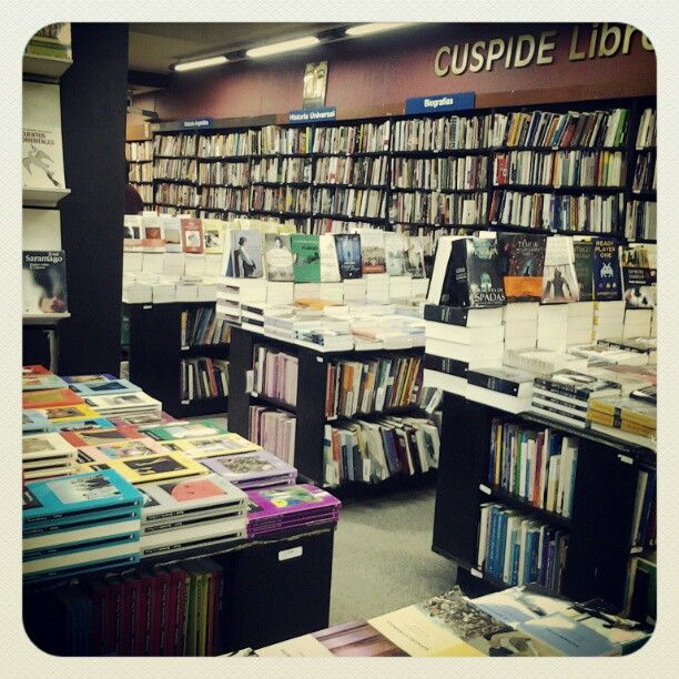Cúspide Libros - Sucursal Av. Santa Fe 2077