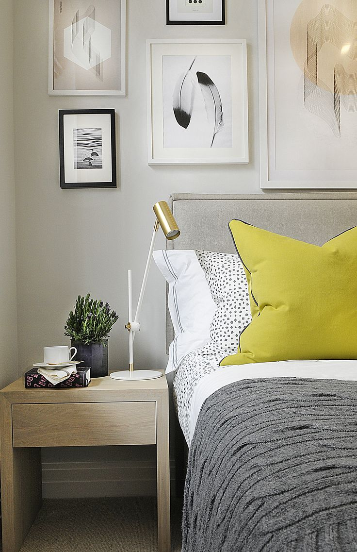 Loving the subtle impact of this room