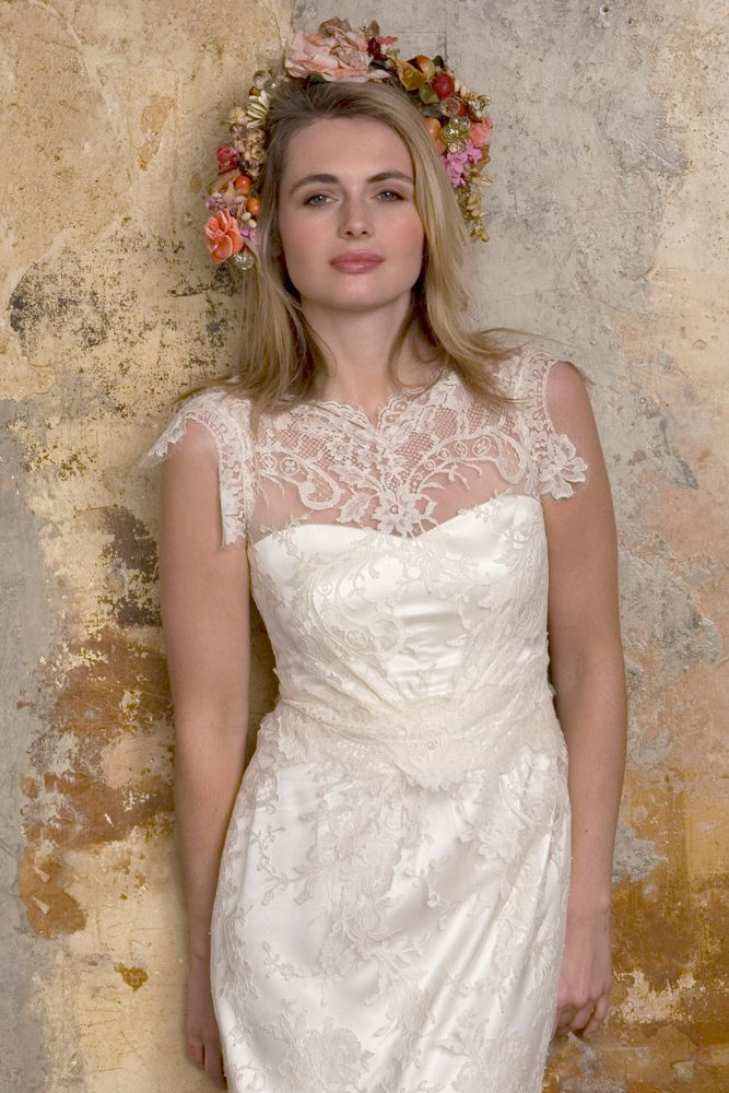 24 besten unique vintage style wedding dress sample sale Bilder auf ...