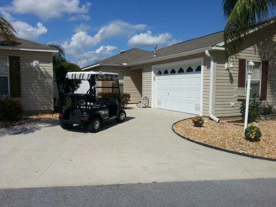 Courtyard Villa in The Villages, Florida. Florida vacation ...