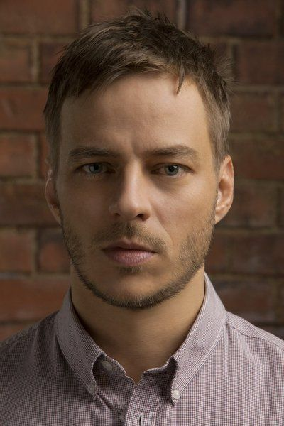 Photo of Sebastian Berger for fans of Crossing Lines. Tom Wlaschiha as Sebastian Berger