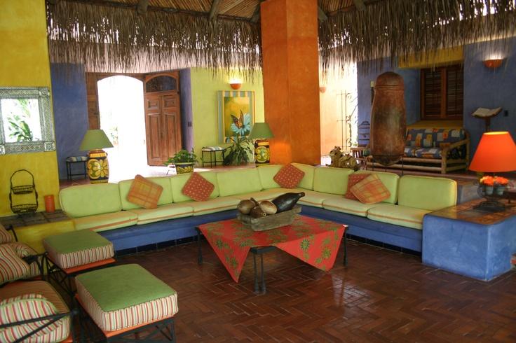 Casa Mexicana, Potrerito de Nilo, Colombia