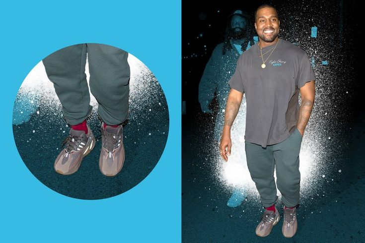 Kanye West Debuted New Yeezy Boost 700s