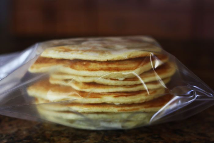 Easy Pancake Recipe That Freezes Well - Freezer Meals