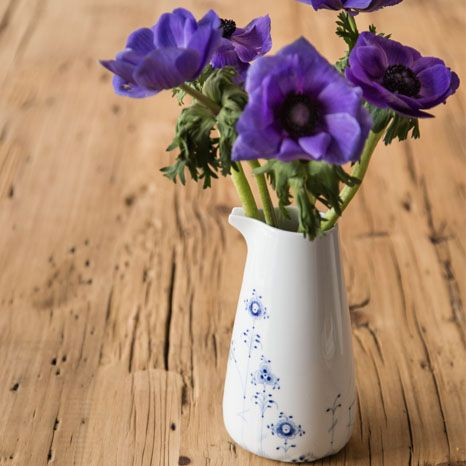 RC Inspiration: Flowers in a Blue Elements jug