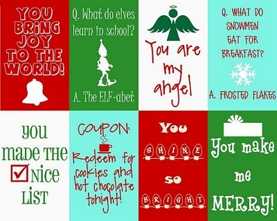 lunch notes: Lunchbox Note, Kids Lunches, Holidays Messages, Lunches Note, Lunches Boxes Note, Christmas Printables, Christmas Lunches, Free Printables, Lunch Box Notes