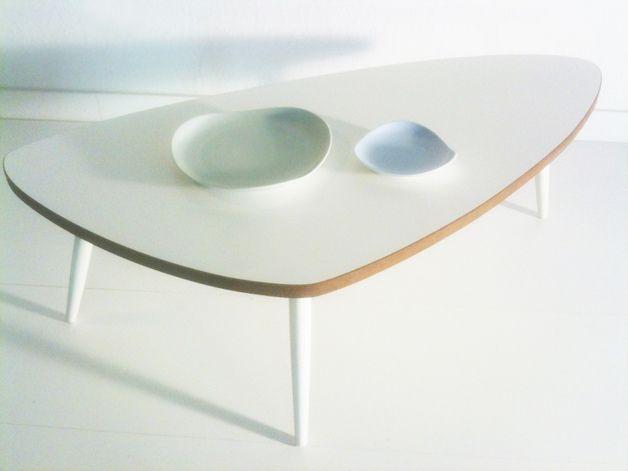 50er redesign beistelltisch couchtisch vintage couchtisch pinterest. Black Bedroom Furniture Sets. Home Design Ideas