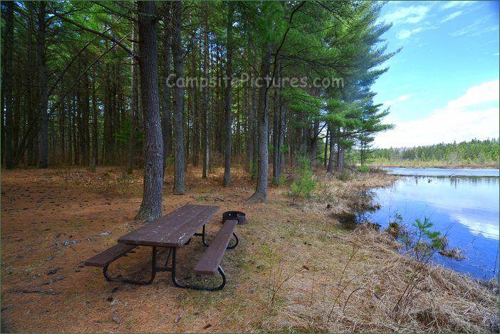 Kearney Lake Algonquin Provincial Park Ontario Canada