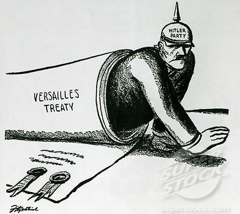 an introduction to the history of the treaty of versailles after the world war one The treaty of versailles (french: traité de versailles) was the most important of the peace treaties that brought world war i to an end the treaty ended the state of war between germany and the allied powers.