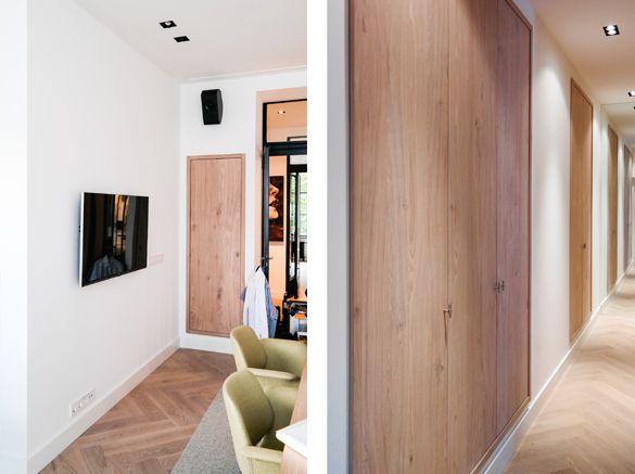 Interieurontwerp door Studio Nest Project Amsterdam Zuid Work in Progress www.studionest.nl