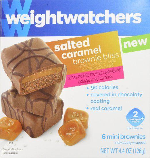Food Watchers Box Weight