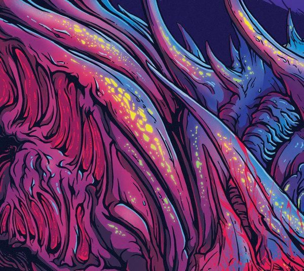 Hyper Beast Wallpaper 1366x768