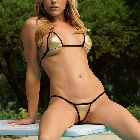 $16.80 (Buy here: https://alitems.com/g/1e8d114494ebda23ff8b16525dc3e8/?i=5&ulp=https%3A%2F%2Fwww.aliexpress.com%2Fitem%2FSolid-Gold-Foil-Mini-Micro-Euro-Style-Extreme-Tan-G-String-Bikini-2pc-Mini-Micro-Tri%2F32731048424.html ) Solid Gold Foil Mini Micro Euro Style Extreme Tan G-String Bikini 2pc Mini Micro Tri Top Small Thong Swimwear Exotic Dance Wear for just $16.80