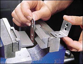 Veritas® Metal Bender - Woodworking
