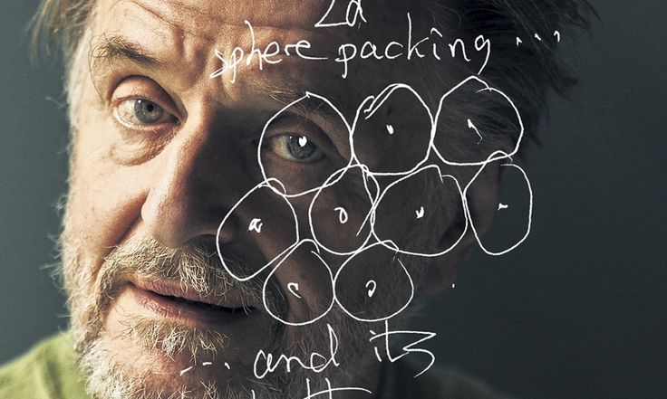 John Horton Conway: the world's most charismatic mathematician | Siobhan Roberts | Science | The Guardian