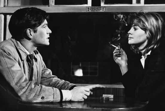 Milk and missed opportunities. Billy Liar 1963