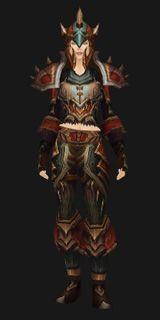Demonsbane Mail (Recolor) - Transmog Set - World of Warcraft