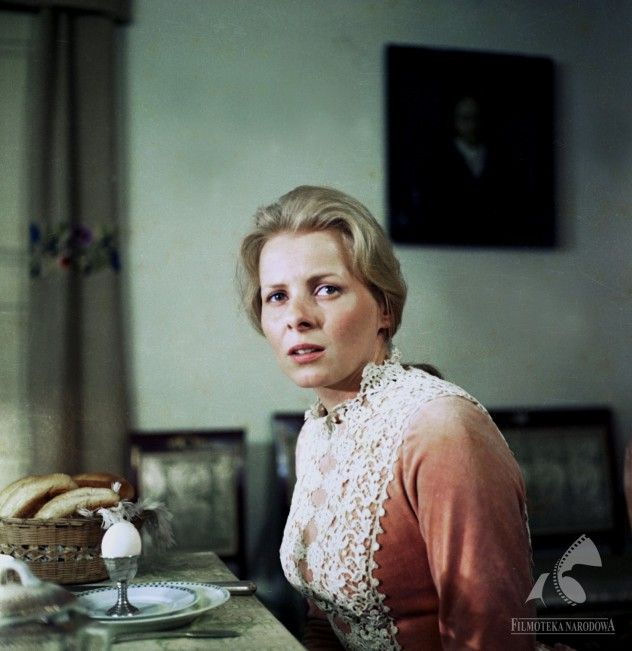 """Anna Nehrebecka - """"Ziemia Obiecana"""" - Andrzej Wajda (1974)"""