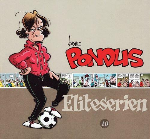 Detaljer for Pondus Eliteserien nr.10 2011 (Eliteserien 10)