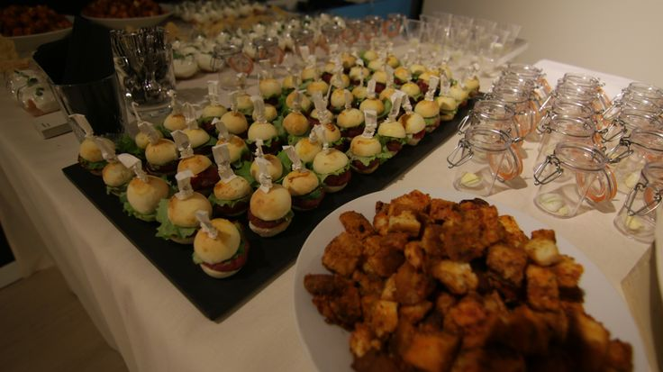#serata #inaugurazione #mostra #buffet