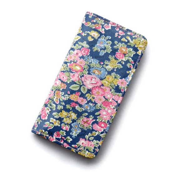 iPhone portefeuille Flip Folio Case iPhone7 Plus, iPhone7, iPhone6/6 s Plus, iPhone6/6 s, iPhone SE 5/5 s, Xperia XZ : LIBERTY Tatum(Blue)