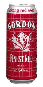Gordon Finest Red - Bierebel.com, la référence des bières belges
