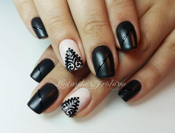 205 best Beige nails images on Pinterest   Beige nails, Nail art ...