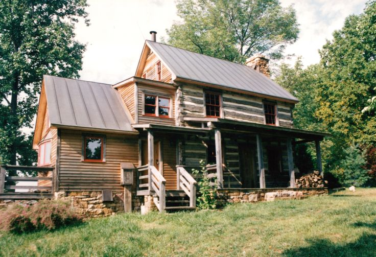 Pictures of Log Cabin Additions Log Cabin Renovation The