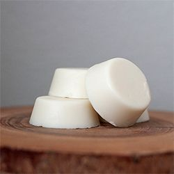 Easy to make lotion bars made from beeswax, coconut oil, and almond oil