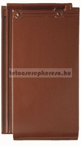 Bramac Turmalin selyemfényű gesztenye tetőcserép akciós áron a tetocserepkereso.hu ajánlatában