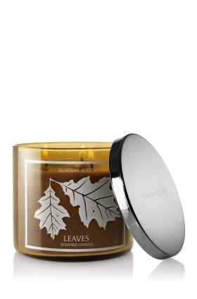 Leaves Candle- Bath & Body Works $19.50 Love this scented candle!