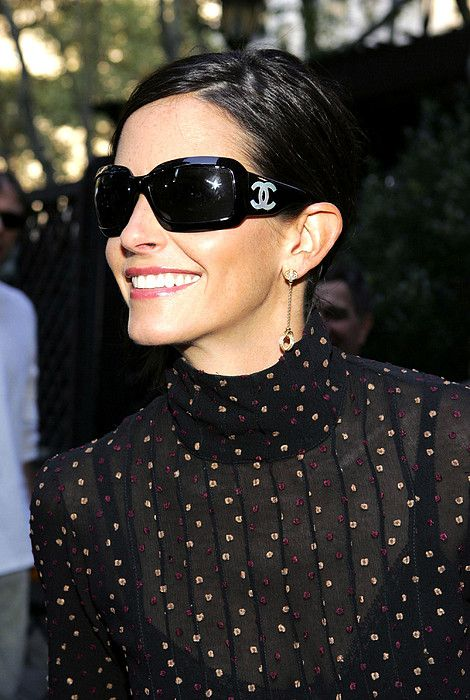 Timeless Chanel sunglasses