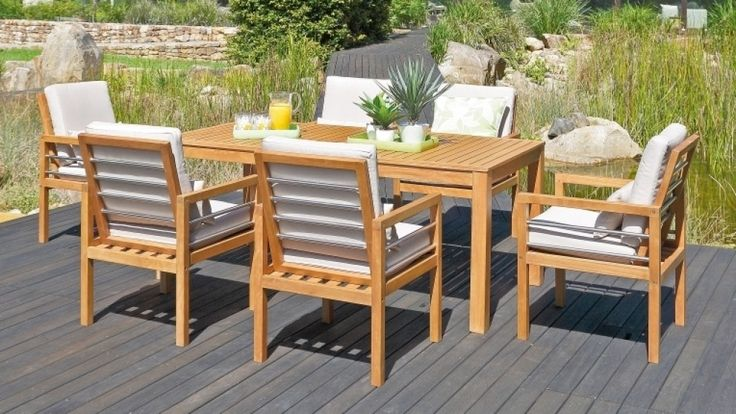 Lincoln 7 Piece Outdoor Dining Setting - Outdoor Dining | Harvey Norman Australia