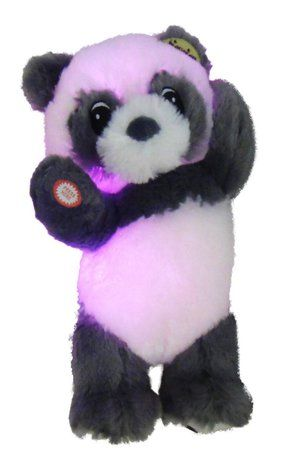 Journal des Femmes - Mon panda lumineux, de Pioupiou & merveilles : Des veilleuses pour le rassurer avant de dormir http://www.pioupiou-et-merveilles.fr/fr/jouets-interactifs/128-mon-panda-lumineux.html