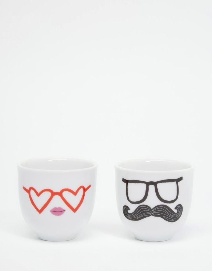 ::hilarious his & hers mugs::