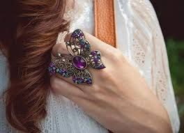 Image result for stylish ladies ring