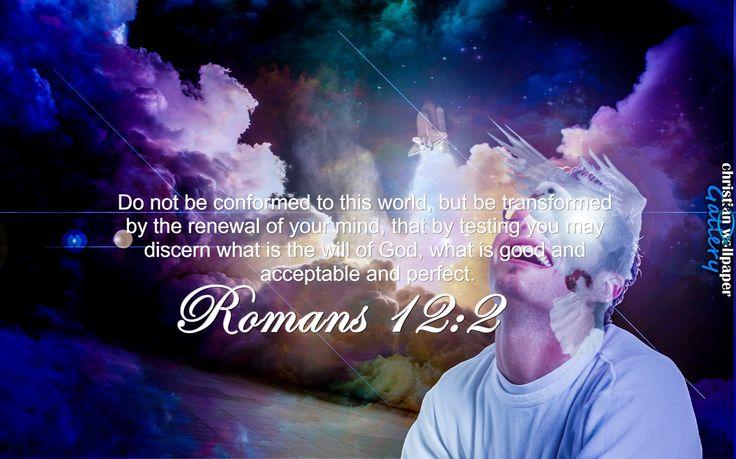 Romans 12 Verse 2 ESV