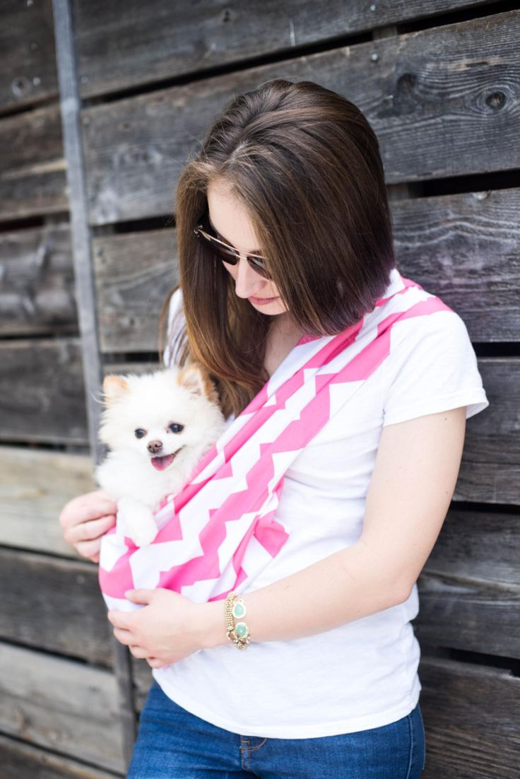 Puppy Carrier Sling Diy References