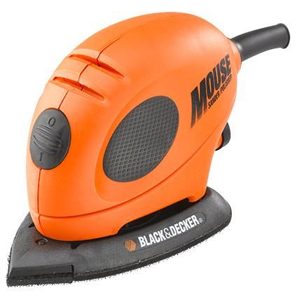 Black & Decker schuurmachine